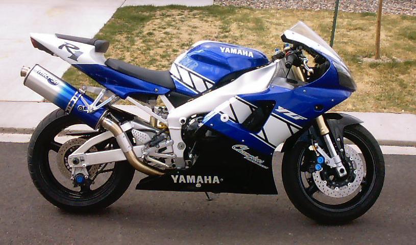 2001 R1 Champions Edition 4 Sale Yamaha R1 Forum Yzf R1 Forums